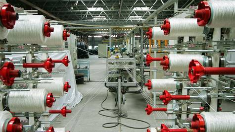 Industry factory other textile products
